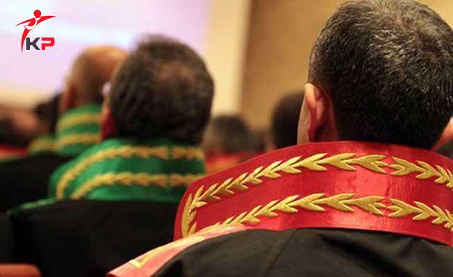 Son Dakika... 39 Hakim ve Savcı HSK Tarafından İhraç Edildi