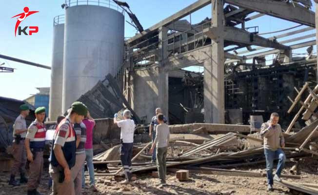Son Dakika ! Aydın'da Şiddetli Patlama: Çok Sayıda Ekip Sevk Edildi