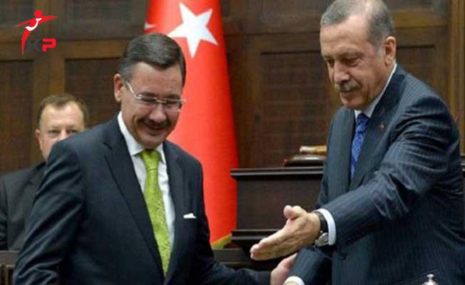SON DAKİKA...  Cumhurbaşkanı Erdoğan  Melih Gökçek İle Görüşecek!