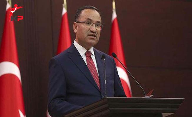 Son Dakika! Hükümet Sözcüsü Bozdağ'dan Vize Krizine İlişkin Önemli Açıklama