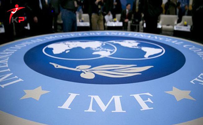 Son Dakika! IMF'den Önemli Türkiye Açıklaması