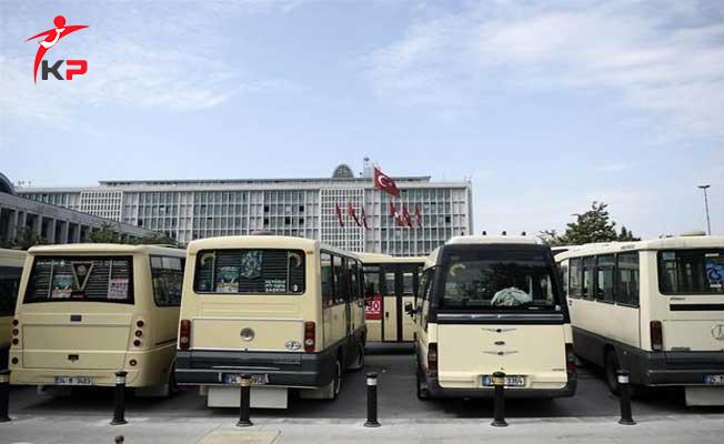 Son Dakika... İstanbul'da Minibüs Ücretlerine Zam!