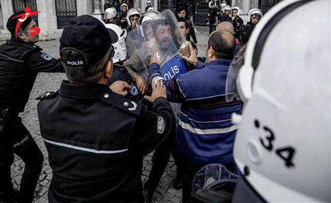Son Dakika! İstanbul Üniversitesi'nde 10 Ekim'e 67 Gözaltı Kararı