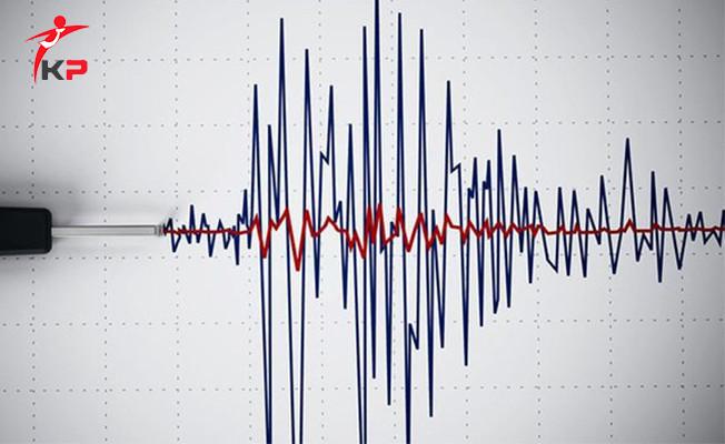 SON DAKİKA... Van'da Şiddetli Deprem!