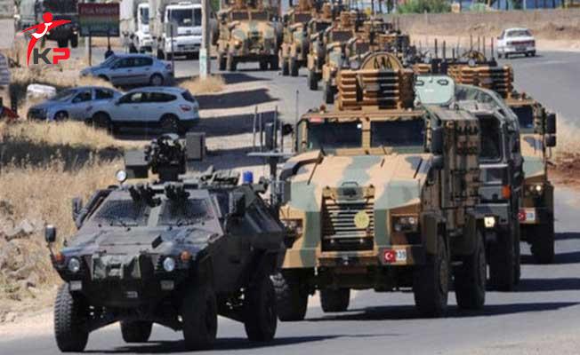 Suriye Sınırına Askeri Sevkıyat Tamamlandı!