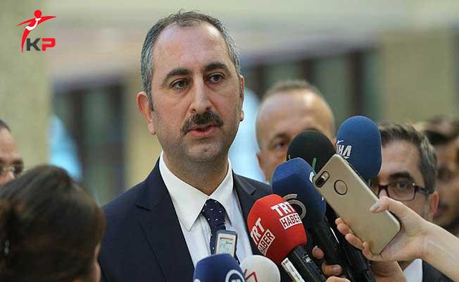 Tek Tip Kıyafet Uygulamasına İlişkin Adalet Bakanı Gül'den Flaş Açıklama