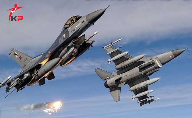 Türk Silahlı Kuvvetlerinden Zap Bölgesine Hava Harekatı! Çok Sayıda Terörist Etkisiz Hale Getirildi!