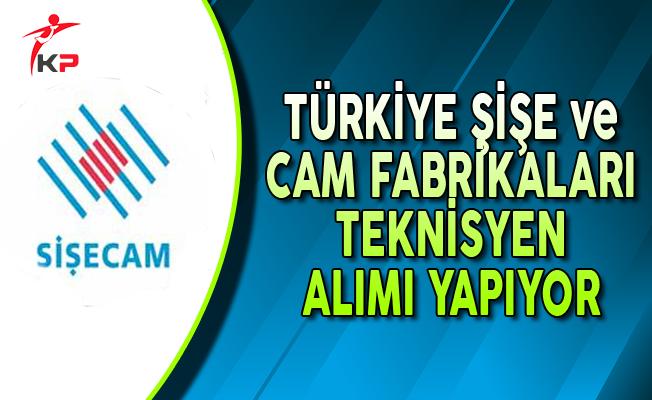 Türkiye Şişe ve Cam Fabrikaları Teknisyen Alımı Yapıyor