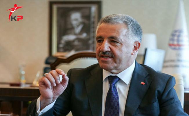 Ulaştırma Bakanı Arslan'dan Banliyo Hatlarına İlişkin Önemli Açıklama!