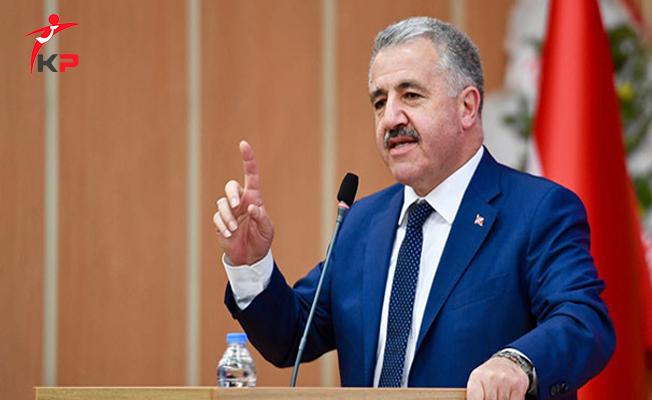 Ulaştırma Bakanı Arslan'dan PTT'ye Personel Alımı Açıklaması