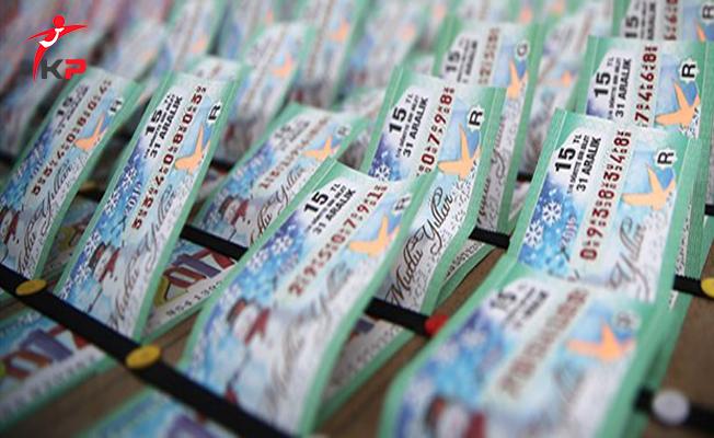 2018 Milli Piyango Biletleri Satışa Çıkıyor