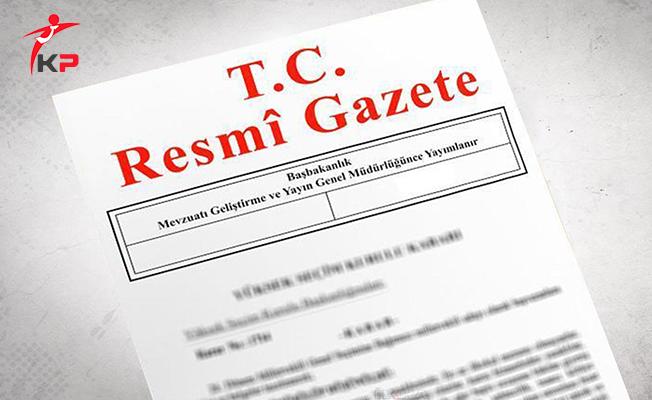 25 Kasım 2017 Tarihli Resmi Gazete'de Büyükelçi Atama Kararları Yayımlandı