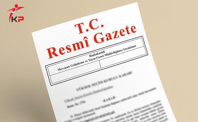 29 Kasım Tarihli Atama Kararları Resmi Gazete'de Yayımlandı