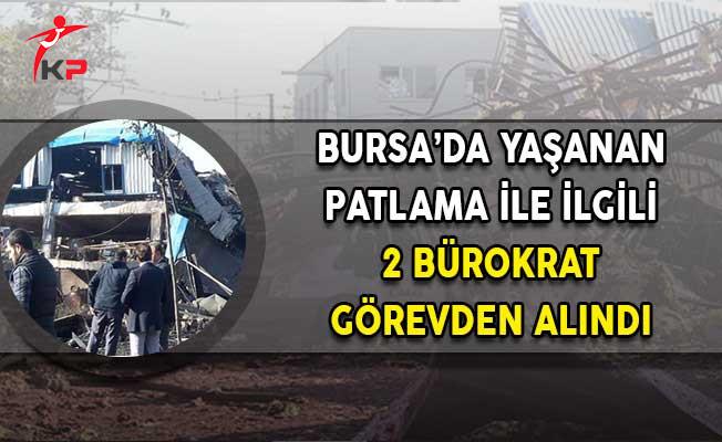 2 Bürokrat Bursa'da Yaşanan Olay Yüzünden Görevden Alındı!