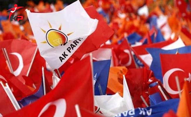 AK Parti'de Bir İl Başkanı Daha İstifa Etti!