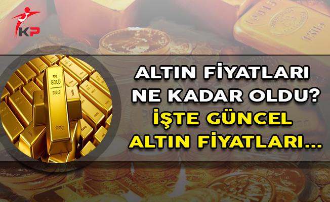 Altın Fiyatları Yeni Haftaya Nasıl Başladı? İşte Güncel Altın Fiyatları...