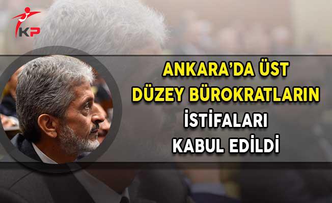 Ankara Büyükşehir Belediyesi'nde Çok Sayıda Bürokratın İstifası Kabul Edildi!