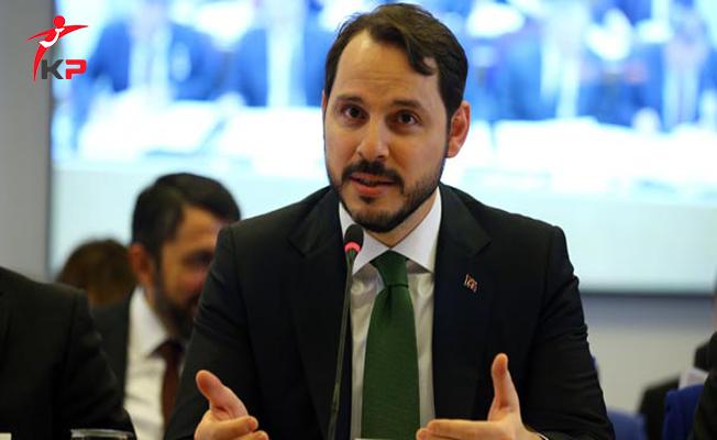 Bakan Albayrak Açıkladı: Türkiye#039;de Doğalgaz AB Ülkelerinden Daha Ucuz