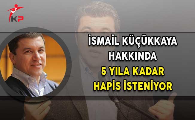 Bakan Kaya ve Eşine Yönelik FETÖ İddiasında Bulunan Gazeteci İsmail Küçükkaya'ya Kötü Haber!