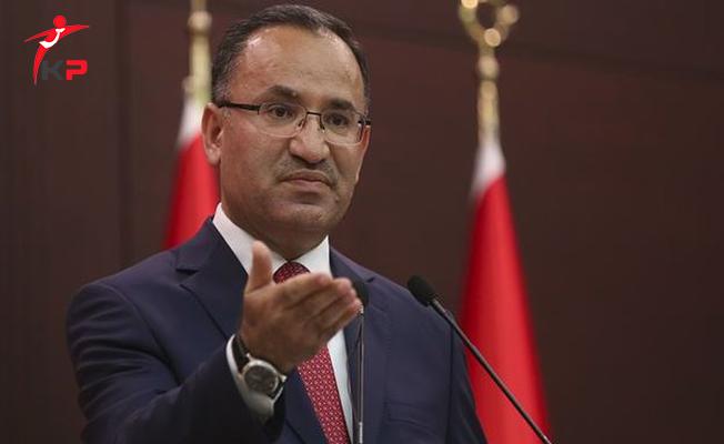 Başbakan Yardımcısı Bozdağ: Zarrab Davası Hakkında Eş Zamanlı İftira Kampanyası Başlatıldı