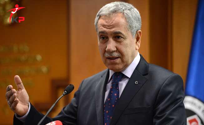 Bülent Arınç: 80 Milyonluk Kitlede Herkes Gülen'e Sempati Duymuştur!
