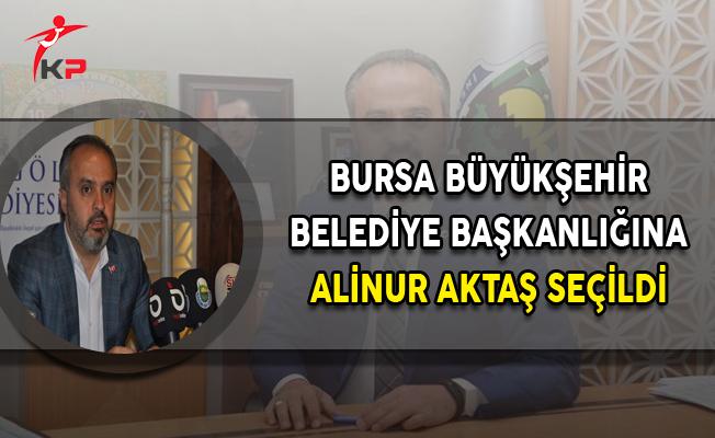 Bursa Büyükşehir Belediye Başkanı Alinur Aktaş Oldu (Alinur Aktaş Kimdir?)