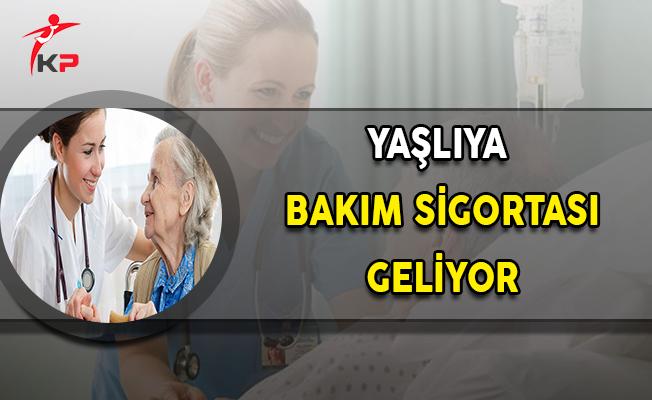 Çalışma Bakanı Sarıeroğlu Yaşlıya Bakım Sigortası Getirileceğini Açıkladı