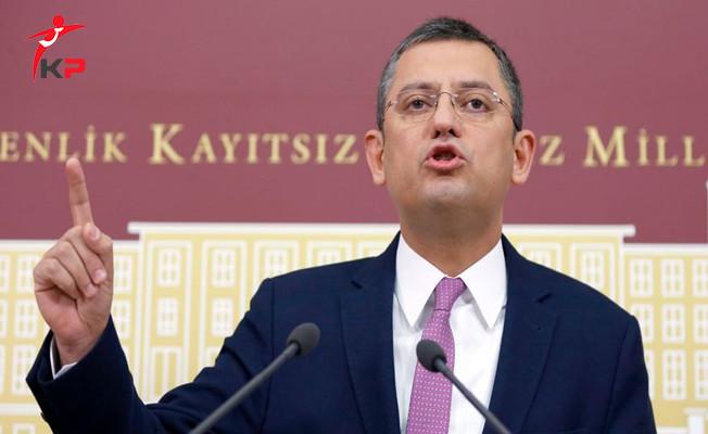 CHP Grup Başkanvekili Özel: Önümüzdeki Seçim Referandum Gibi Geçecek!
