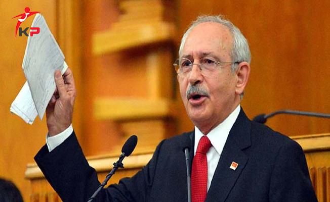 CHP Lideri Kılıçdaroğlu İddia Ettiği Belgelere Nasıl Ulaştı?