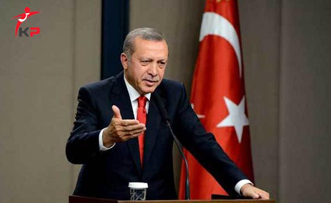Cumhurbaşkanı Erdoğan'dan 'İşsizlik' Açıklaması
