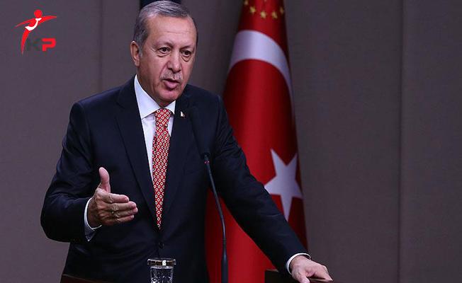 Cumhurbaşkanı Erdoğan'dan Sert Sözler: Makamımda Bir Dakika Durmam