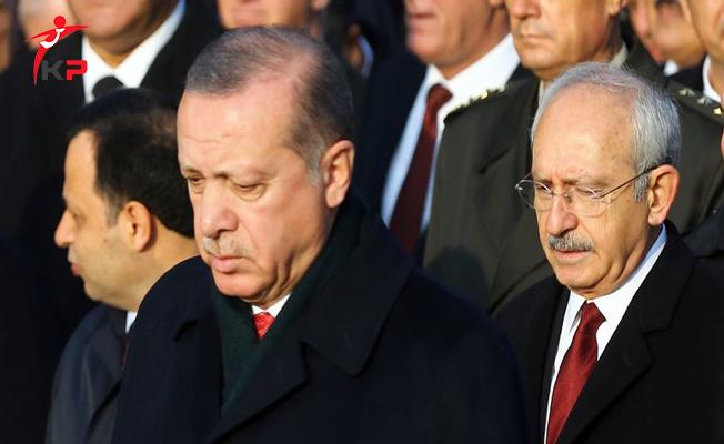 Cumhurbaşkanı Erdoğan Kılıçdaroğlu'na 1.5 Milyon TL'lik Tazminat Davası Açtı