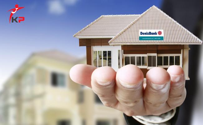 DenizBank %100 Mortgage Kredisi