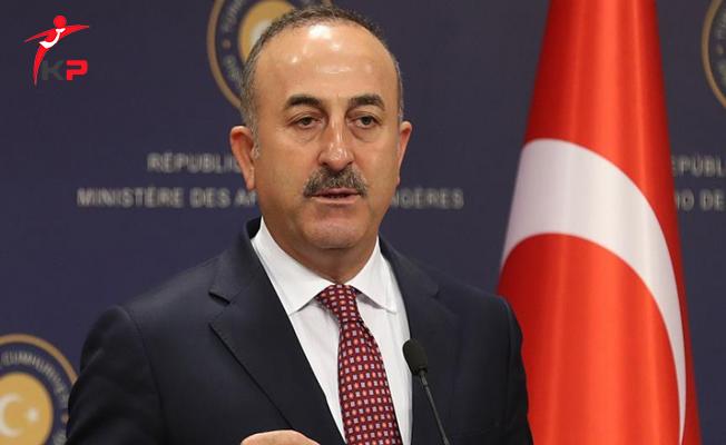 Dışişleri Bakanı Çavuşoğlu'ndan NATO'ya Sert Tepki