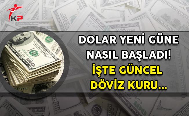 Dolar Yeni Güne Sakin Başladı! Dolar Ne Kadar Oldu?