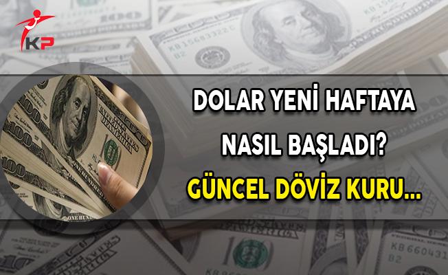 Dolar Yeni Haftada Yine Rekor Seviyeye Ulaştı!