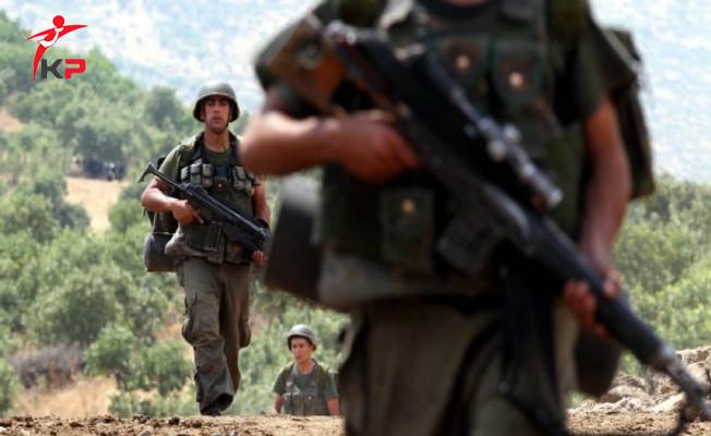 Hakkari'de Kayalıklardan Düşen Asker Kurtarılamadı!