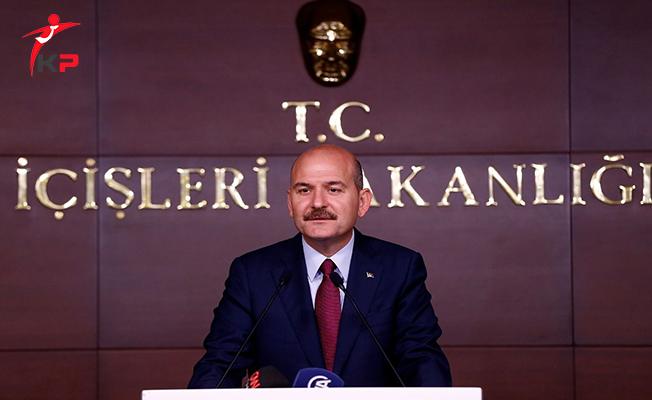 İçişleri Bakanı Süleyman Soylu'dan 24 Kasım Öğretmenler Günü Mesajı