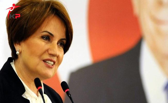 İYİ Parti Lideri Meral Akşener'den Devlet Bahçeli Açıklaması