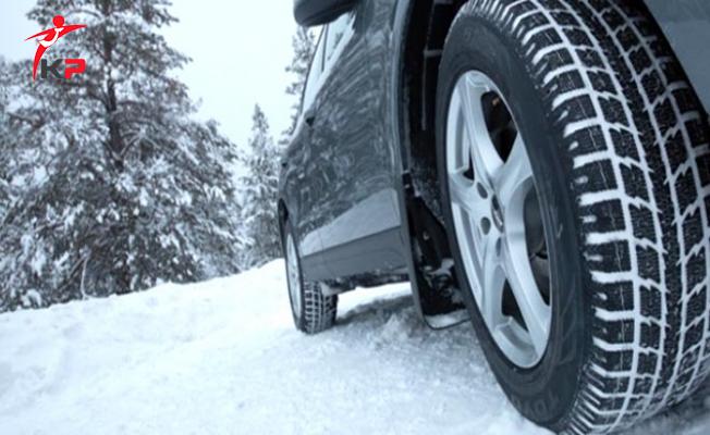 Kış Lastiği Uygulaması Hususi Araçlarda Geçerli Olmayacak