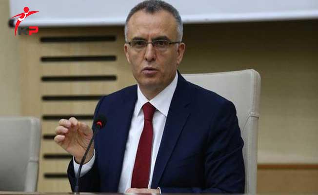 Maliye Bakanı Ağbal'dan İşverenleri Üzecek Asgari Ücret Açıklaması