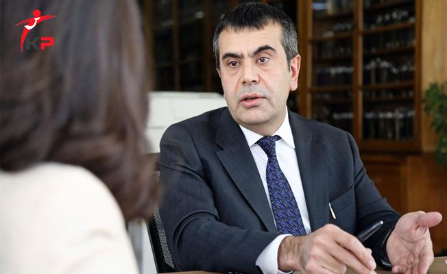 MEB Müsteşarı Tekin Yeni Sınav Sistemiyle İlgili Soruları Cevapladı