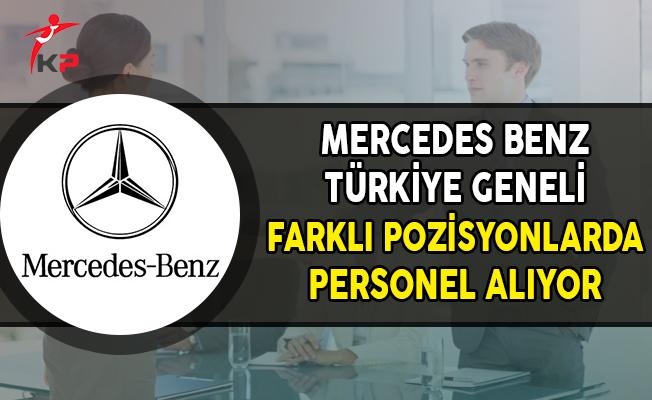 Mercedes-Benz Türk Türkiye Genelinde Personel  Alıyor