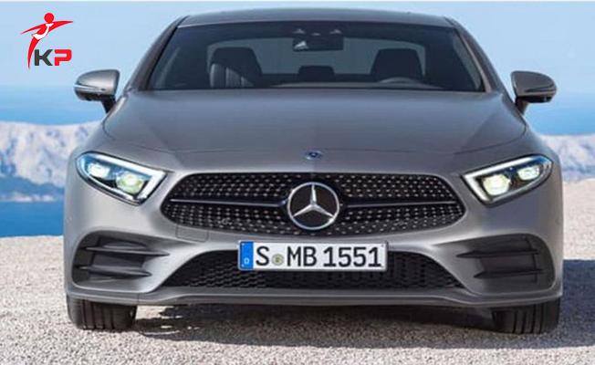 Mercedes'in Yeni Modeli Tanıtımdan Önce Sosyal Medyaya Düştü