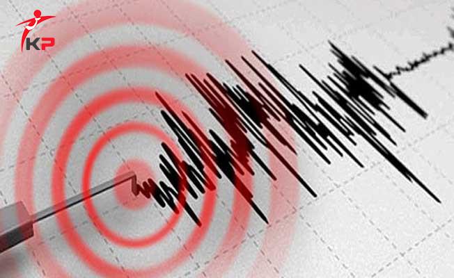 Mersin'de Beş Dakika İçinde Şiddetli İki Deprem Meydana Geldi!
