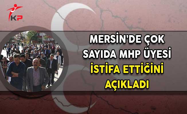MHP'de Bir Toplu İstifa Daha!