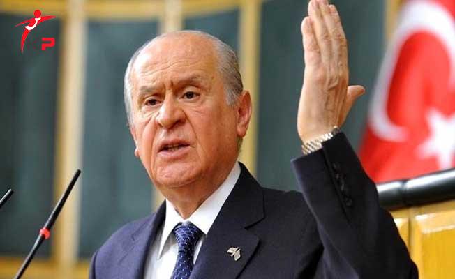 MHP Lideri Bahçeli Mısır'da Yaşanan Saldırıya Çok Sert Tepki!