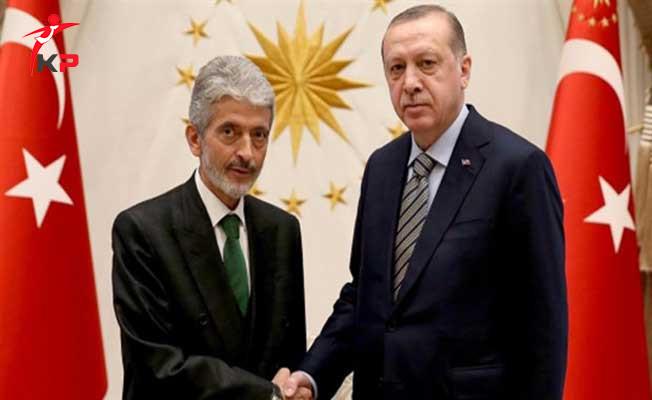 Mustafa Tuna 250 Kişilik Görevden Alınacaklar Listesini Cumhurbaşkanı Erdoğan'a Sundu İddiası!