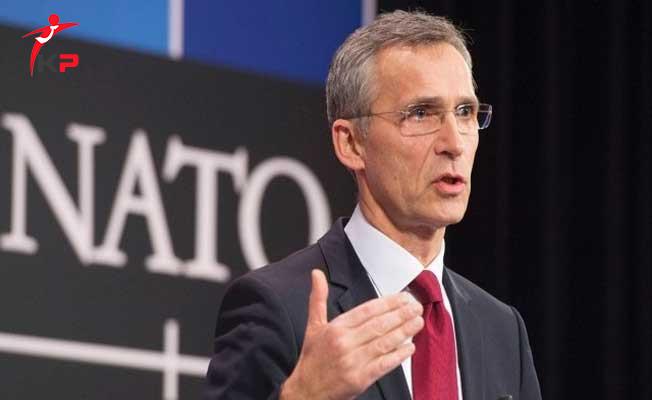 NATO Genel Sekreteri Stoltenberg: Cumhurbaşkanı Erdoğan'dan Özür Diledim