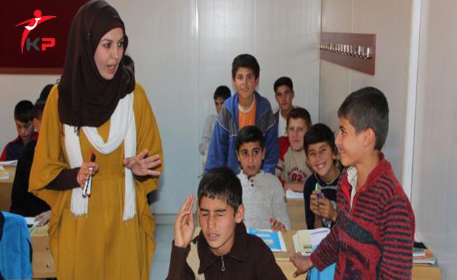 Okullara Suriyeli Tercüman Öğretmeni Görevlendirmeleri Başladı